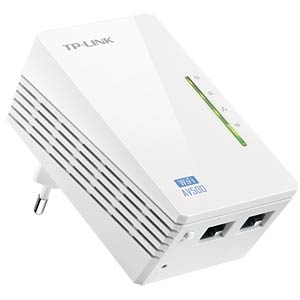 500 Mbit/s Powerline WLAN 300 Mbit/s Adapter TP-LINK TL-WPA4220