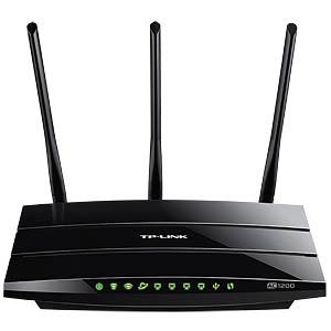 WLAN Router 2.4/5 GHz 1200 MBit/s TP-LINK ARCHER C1200