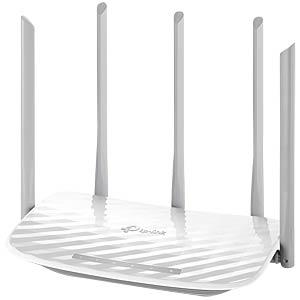 WLAN Router 2.4/5 GHz 1350 MBit/s TP-LINK ARCHER C60