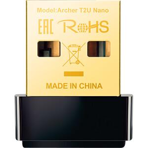 WLAN adapter, USB, 600 MBit/s TP-LINK ARCHER T2U NANO