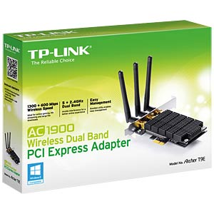 AC1900 dual band WIFI PCIe adapter TP-LINK ARCHER T9E