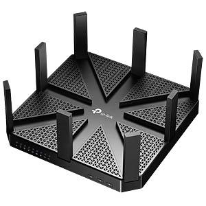WLAN Triband Gigabit Router, 5400 MBit/s TP-LINK AC5400