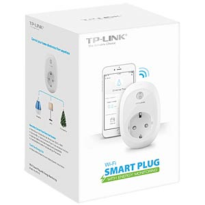 Switchable WIFI plug with current measurement TP-LINK HS110 (EU)