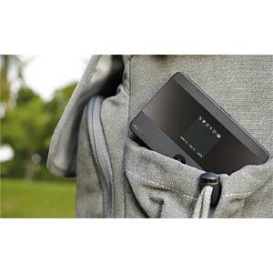 WIFI-N router, 150 MBit/s, 4G hotspot, battery TP-LINK M7350