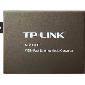 10/100BaseTX>100Base Singlemode FXConverter TP-LINK MC111CS
