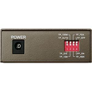 Medienkonverter, Fast Ethernet, SC, Singlemode TP-LINK MC112CS