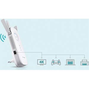 AC1200-Dualband-Gigabit-WLAN-Repeater TP-LINK RE355