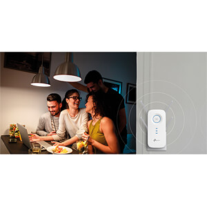 WLAN Repeater 1900 MBit/s TP-LINK RE500