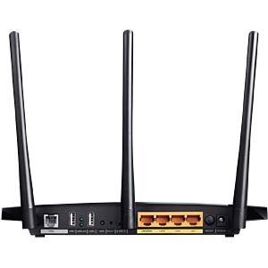 WLAN-N Gigab.Router,Dualband VDSL2/ADSL2+ TP-LINK TD-W9980B (DE)