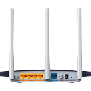 WLAN Router 2.4 GHz 450 MBit/s TP-LINK TL-WR1043N