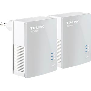 500MBit/s Powerline Kit-(2 Stk) Nano-Design TP-LINK TL-PA4010KIT