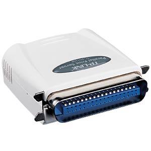 Parallelport-Fast-Ethernet-Printserver TP-LINK TL-PS110P