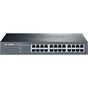Switch, 24-Port, Gigabit Ethernet TP-LINK TL-SG1024DE