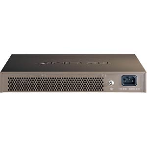 TP-LINK 24-Port Gigabit Switch 48,2cm Desktop TP-LINK TL-SG1024D