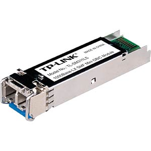 Mini GBIC, 1000Base-SX LC, Singlemode TP-LINK TL-SM311LS