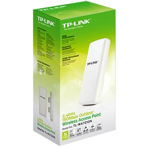 Wlan Outdoor 150 Mbit/s Access Point - 2,4 GHz TP-LINK TL-WA7210N