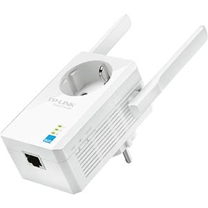 300 MBit/s-Wireless-N-Repeater - Frontsteckdose TP-LINK TL-WA860RE
