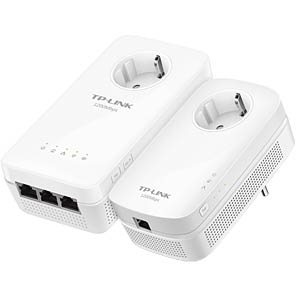 AV1200-AC1200 WIFI Powerline Ext. KIT TP-LINK TL-WPA8630P KIT