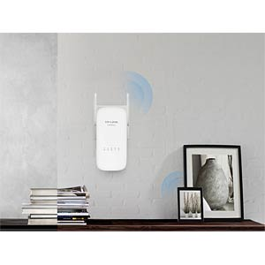 Powerline-Extender Kit, WLAN (2 Geräte) TP-LINK TL-WPA8630 KIT