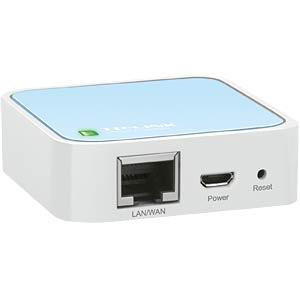 WLAN-N Nano Pocket Router, 300 MBit/s TP-LINK TL-WR802N