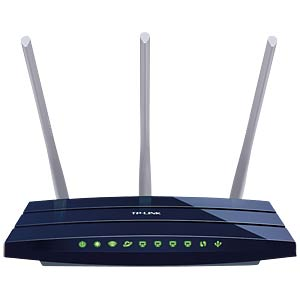 WLAN-N Router, 4-fach Switch, 450MBit/s, 3T3R TP-LINK TL-WR1043ND V4