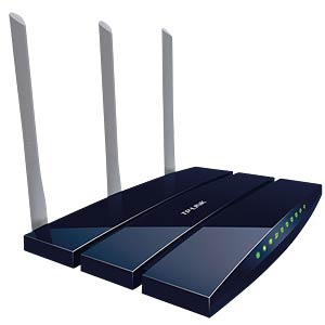 450 Mbps Wireless N Gigabit Router TP-LINK TL-WR1043ND V4