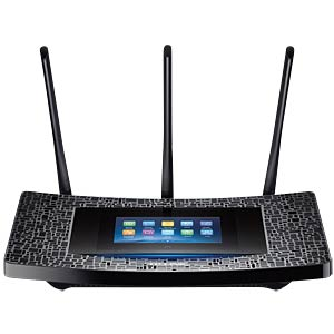 WLAN Router 2.4/5 GHz 1900 MBit/s TP-LINK TOUCH P5