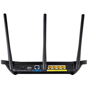 WLAN Gigabit Touch Screen Router 1900 MBit/s TP-LINK TOUCH P5