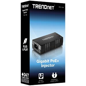 Power over Ethernet (POE) Splitter TRENDNET TPE-115GI
