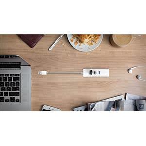 Netzwerkkarte, USB 3.0, Gigabit Ethernet, 1x RJ45 TP-LINK UE330