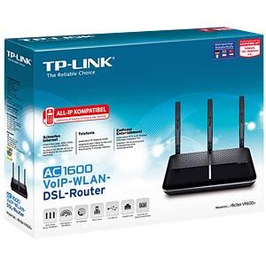 AC1600 WIFI DSL router (Annex B) TP-LINK VR600V