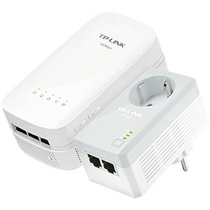 AV500-AC750-WLAN-Powerline-Extender KIT TP-LINK TL-WPA4530 KIT