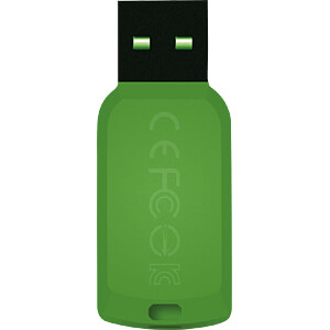 USB-Stick, USB 2.0, 16 GB, JetFlash 360 TRANSCEND TS16GJF360