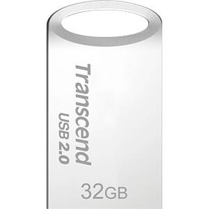 USB-Stick, USB 2.0, 32 GB, JetFlash 510 TRANSCEND TS32GJF510S