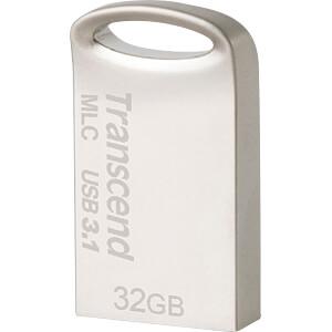 USB-stick, USB 3.1, 32 GB, JetFlash 720S TRANSCEND TS32GJF720S