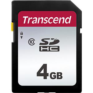 TS4GSDC300S - SDHC-Speicherkarte
