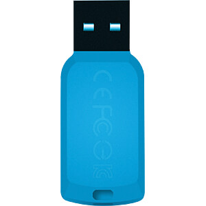 USB-Stick, USB 2.0, 8 GB, JetFlash 360 TRANSCEND TS8GJF360