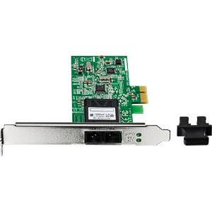 Netzwerkkarte, PCI Express, Fast Ethernet TRENDNET TE100-ECFX