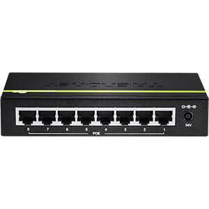 Switch, 8-Port, Gigabit Ethernet, PoE TRENDNET TPE-TG80g