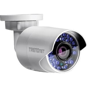 Überwachungskamera, IP, LAN, WLAN, außen, PoE TRENDNET TV-IP322WI