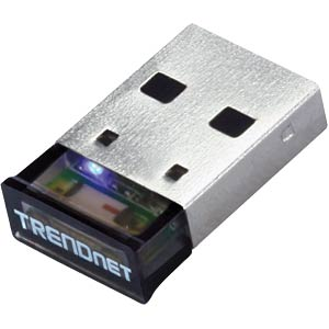 Bluetooth 4.0 + EDR micro-USB dongle TRENDNET TBW-106UB