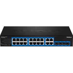 Switch, 20-Port, Gigabit Ethernet TRENDNET TEG-204WS