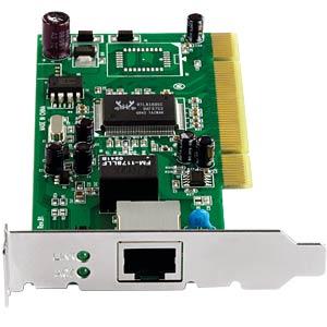 Netzwerkkarte, PCI, Gigabit Ethernet, 1x RJ45 TRENDNET TEG-PCITXRL