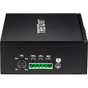 Switch, 10-Port, Gigabit Ethernet, DIN Rail TRENDNET TI-G102