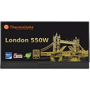 Thermaltake London 550W ATX 2.3 THERMALTAKE W0492RE