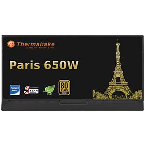 Thermaltake Paris 650W ATX 2.3 THERMALTAKE W0493RE