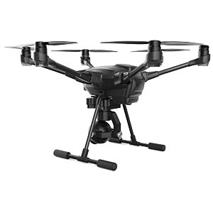 TYPHOON H - Multicopter with Backpack YUNEEC YUNTYHBPEU