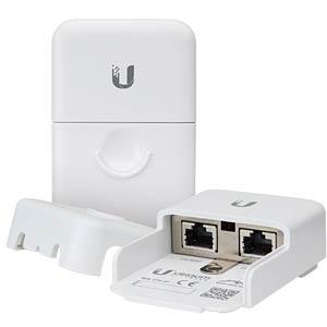 Netzwerk Outdoor Überspannungsschutz PoE UBIQUITI ETH-SP