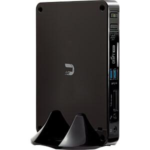 Netzwerk-Videorekorder, max. 20 UniFi Kameras UBIQUITI UVC-NVR-2TB