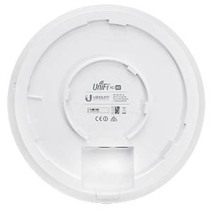 WLAN Access Point 2.4/5 GHz 2530 MBit/s UBIQUITI UAP-AC-HD